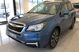2018 Subaru Forester S4 2.5i-S Suv Image 3