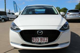 2021 MY20 Mazda 2 DJ Series G15 Evolve Hatchback Image 4