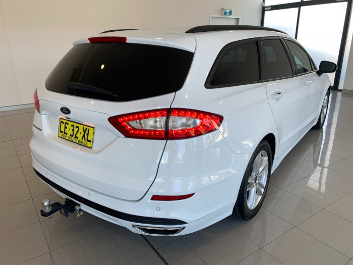 2015 Ford Mondeo MD Ambiente Wagon Image 8
