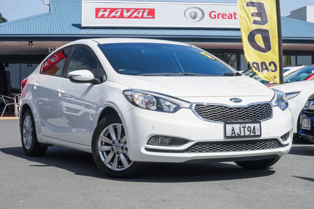 2014 Kia Cerato YD MY14 Si Sedan