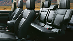 Pajero A Luxurious Comfortable Ride