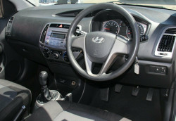 2014 Hyundai i20 PB MY14 Active Hatchback