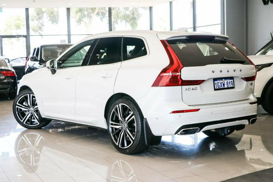 2019 Volvo XC60 UZ MY19 T6 AWD R-Design Suv