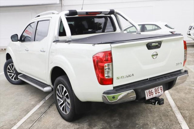 2017 Nissan Navara D23 Series 3 ST-X Utility Image 2