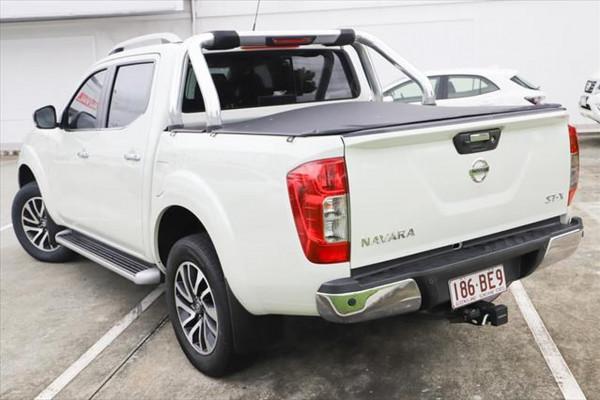 2017 Nissan Navara D23 Series 3 ST-X Utility