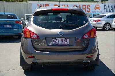 2010 Nissan Murano Z51 Series 2 MY10 Ti Wagon Image 5
