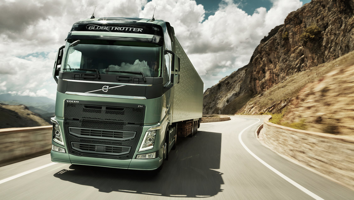 Volvo FH Just drive