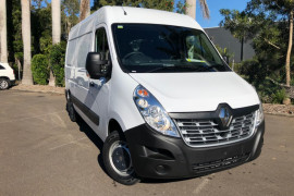 Renault Master Auto MWB L2H2 2.3L T/D 110kW 6Spd