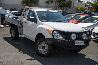 2015 Mazda BT-50 UP XT Cab chassis Image 2