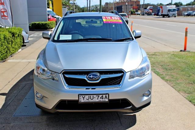 2013 Subaru XV G4-X 2.0i Suv Image 3