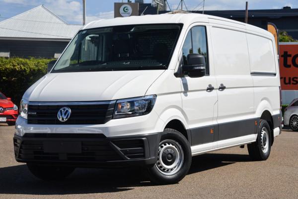 2020 Volkswagen Crafter SY1 35 Van MWB Van