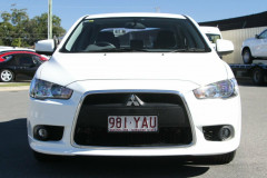 2014 MY14.5 Mitsubishi Lancer CJ MY14.5 LX Sedan
