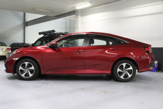 2020 Honda Civic 10th Gen VTi Sedan Image 3