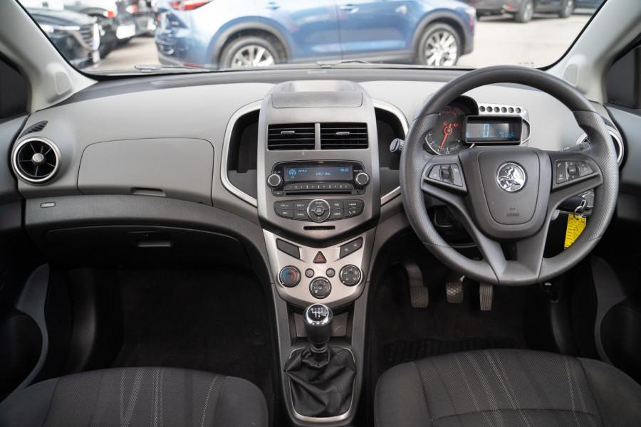 2012 Holden Barina TM Hatchback