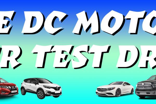 DC Motors 24hr Test Drive T&C's