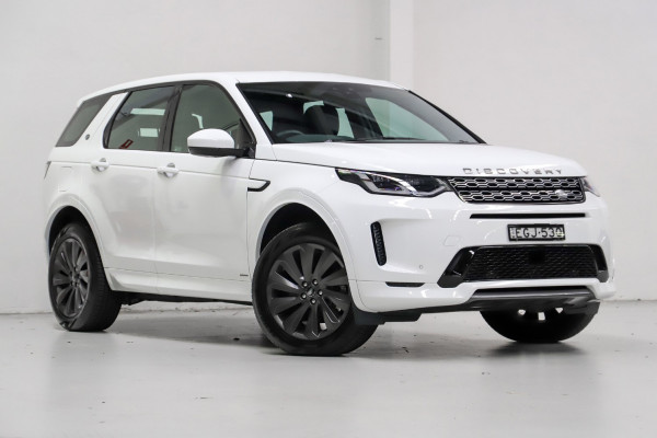 Land Rover Discovery Sport SE L550  D180 R-Dyn.