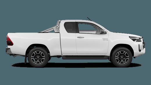 SR5 4x4 Extra-Cab Pick-Up