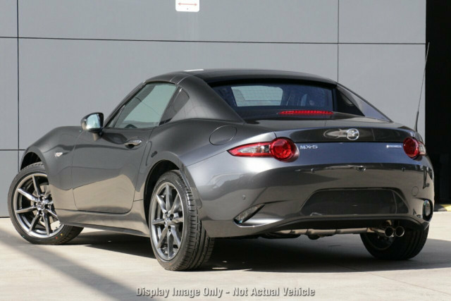 2020 MY19 Mazda MX-5 ND RF GT Targa Image 3