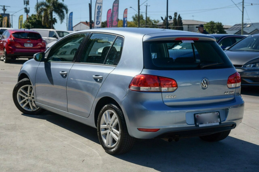 2009 Volkswagen Golf VI 103TDI DSG Comfortline Hatchback