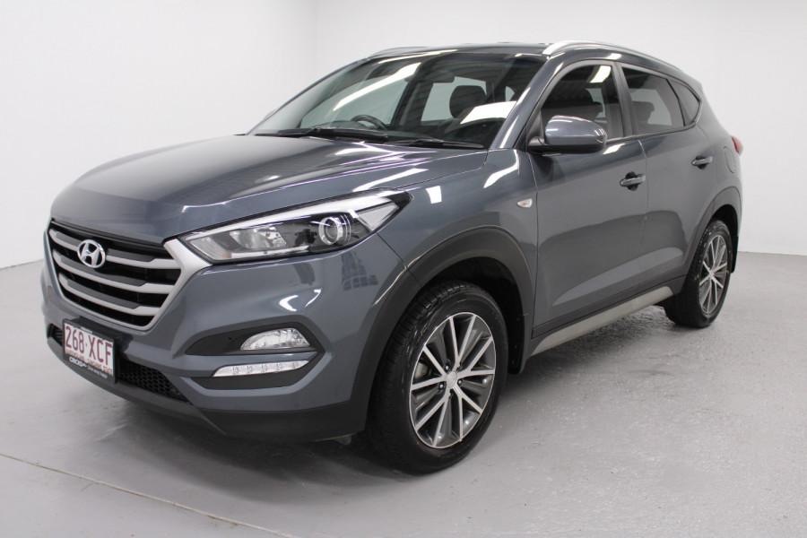 2016 Hyundai Tucson X Image 2