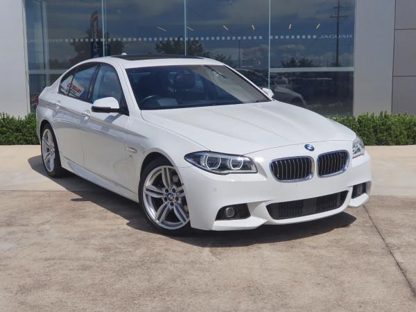 2014 BMW 5 Series F10 LCI 520D Sedan