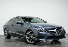Mercedes-Benz E250 CDI 7G-Tronic + C207 MY14