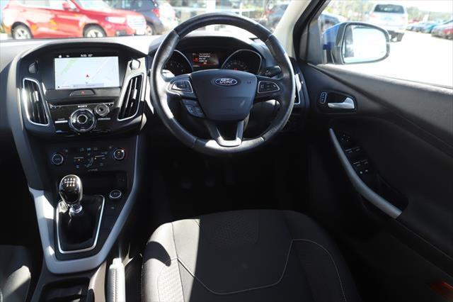 2016 Ford Focus LZ Sport Hatchback Image 13
