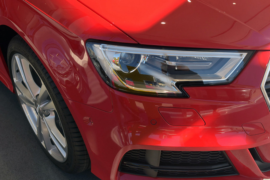 2019 Audi A3 Hatchback Mobile Image 2