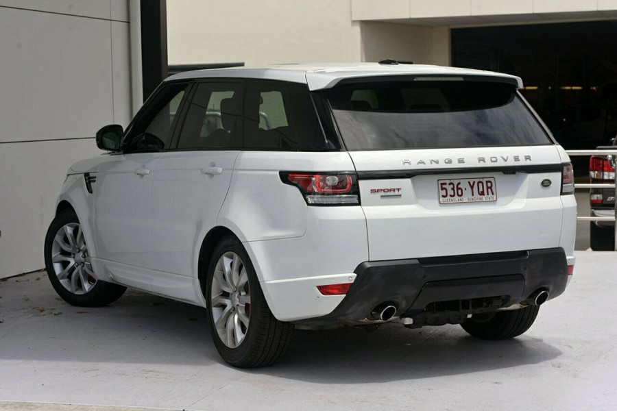 2015 MY16 Land Rover Range Rover Sport L494 16MY V8SC Suv Image 5