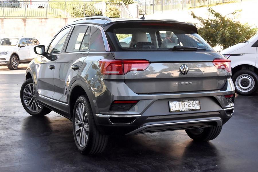 2020 Volkswagen T-Roc 110TSI Style