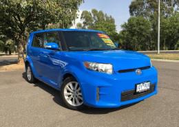 Toyota Rukus HALO LE AZE151R