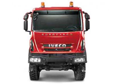 New IVECO Eurocargo 4x4