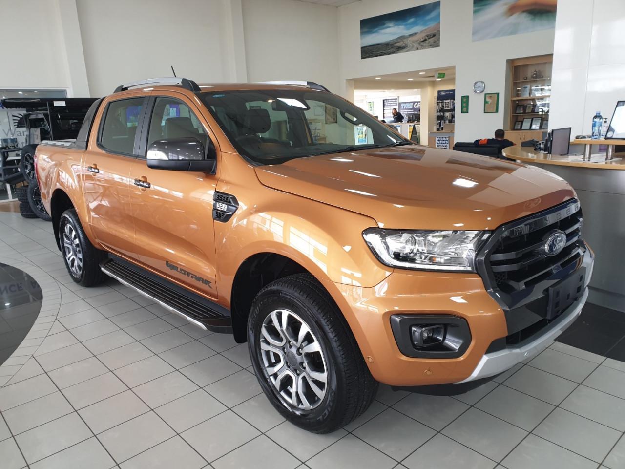 2018 MY19.00 Ford Ranger PX MKIII 2019.00MY WILDTRAK Utility