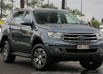 Ford Everest Trend 4WD UA II 2019.00MY
