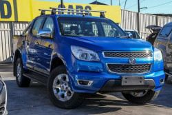 Holden Colorado LTZ (4x4) RG