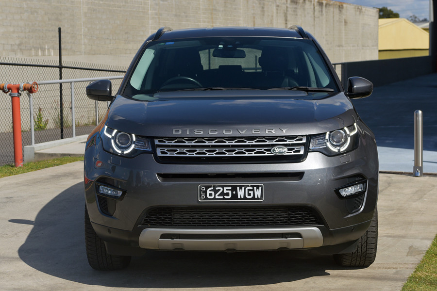 2015 MY16 Land Rover Discovery Sport L550 16MY SD4 Suv Mobile Image 3