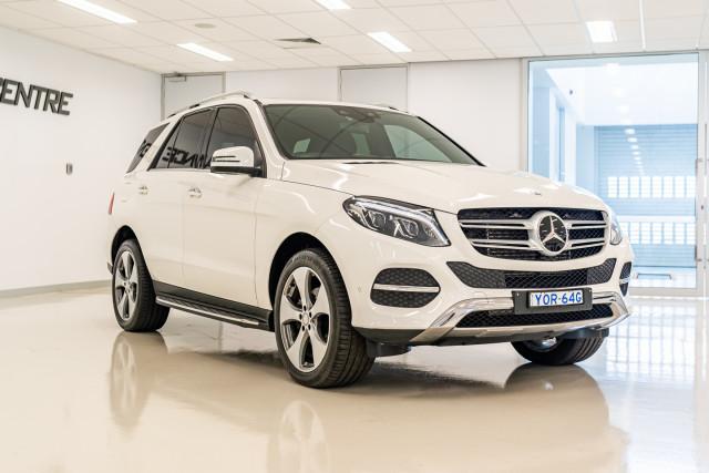 2015 Mercedes-Benz Gle-class W166 GLE250 d Wagon Image 37