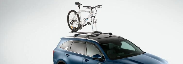 "<img src=""Roof Bicycle Carrier - Fork Mount"