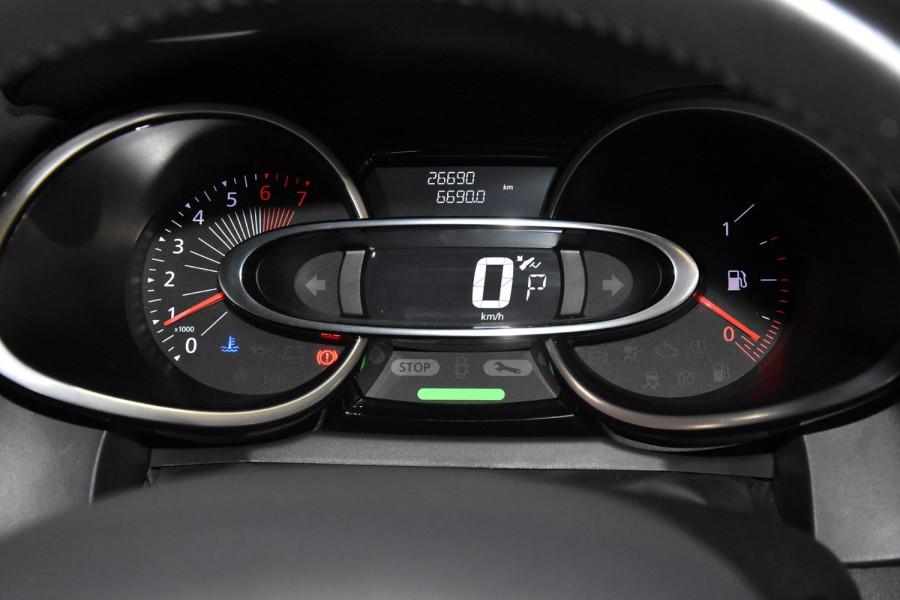 2016 Renault Clio IV B98 Dynamique Hatchback