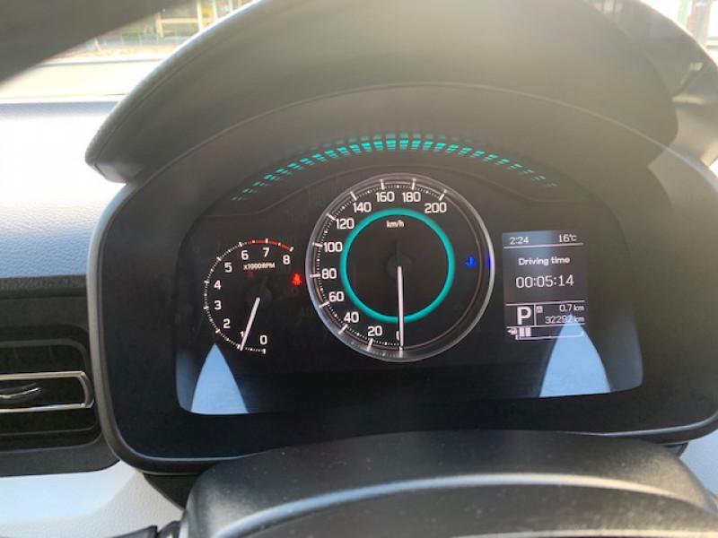 2017 Suzuki Ignis GLX Hatchback