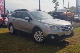 Subaru Outback 2.0D B6A