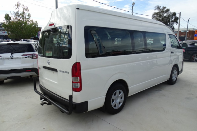 2017 Toyota HiAce Commuter Bus