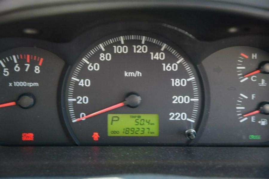 2005 MY06 Kia Cerato LD MY06 EX Sedan Image 13