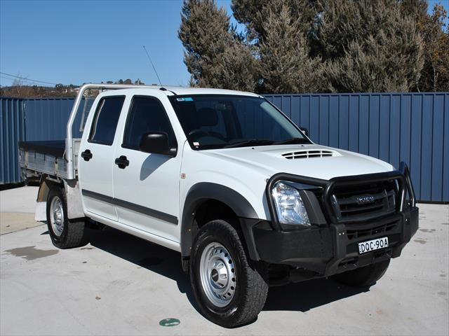 used 2009 isuzu ute d-max sx #13183 cooma, snowy mountains - cooma