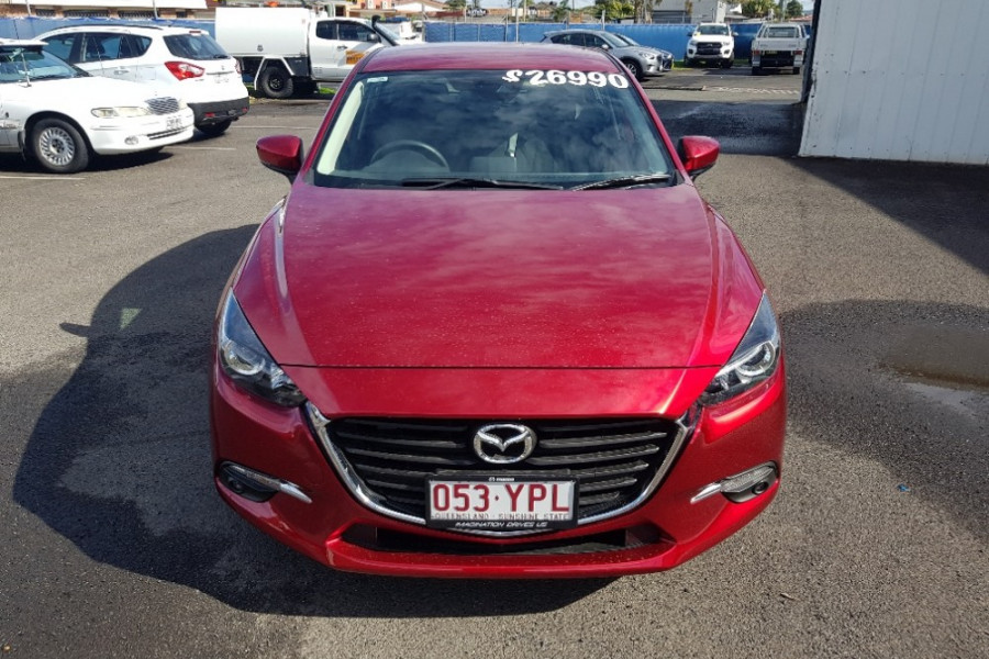 2018 Mazda 3 BN5438 SP25 Hatch