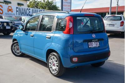2013 Fiat Panda 150 Easy Hatchback Image 3