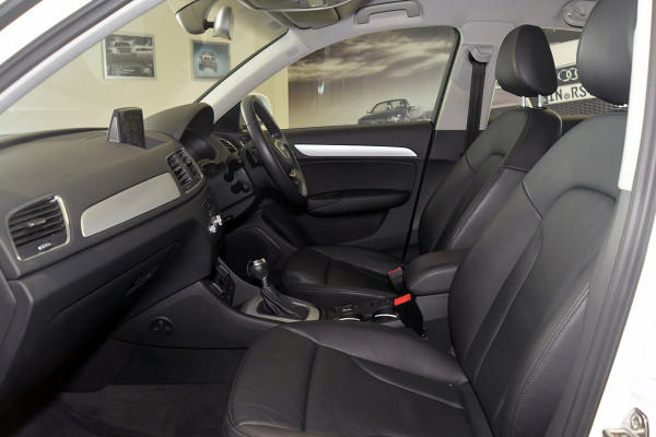 2016 Audi Q3 8U MY16 TFSI Suv