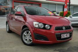 Holden Barina CD TM MY13