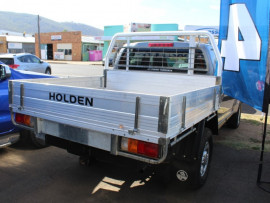 2016 Holden Colorado RG  LS Cab chassis - dual cab