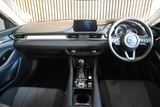 2019 MYil Mazda 6 GL Series Sport Sedan Sedan Image 8